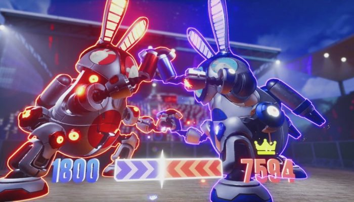 Ubisoft: 'Ubisoft and Triotech Team Up For Interactive Rabbids Team Battle Attraction'