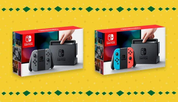 NoA: 'Cyber Monday Deal: buy Nintendo Switch and get $35 Nintendo eShop credit'
