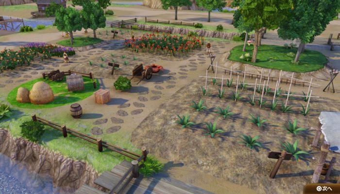 Nelke & the Legendary Alchemists: Ateliers of the New World – Japanese Gameplay Screenshots