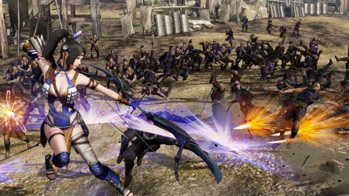 Samurai Warriors 4 DX