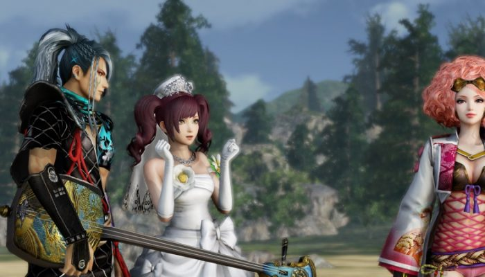 Samurai Warriors 4 DX – Japanese Reveal Screenshots
