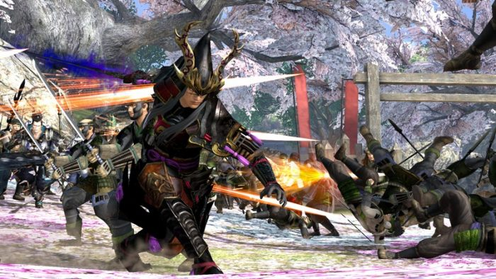 Samurai Warriors 4 DX