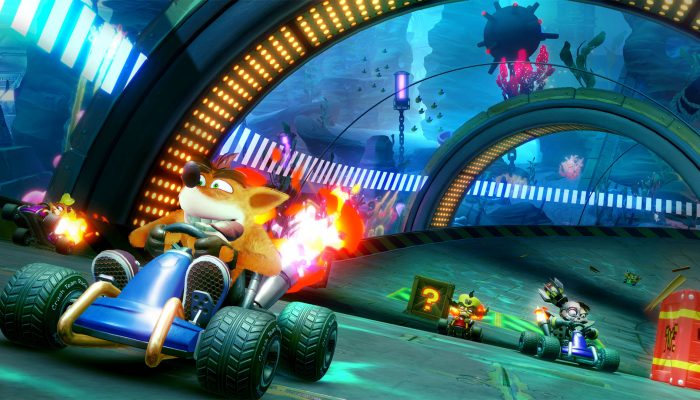 Activision: 'Start Your Engines – Crash is Back!'