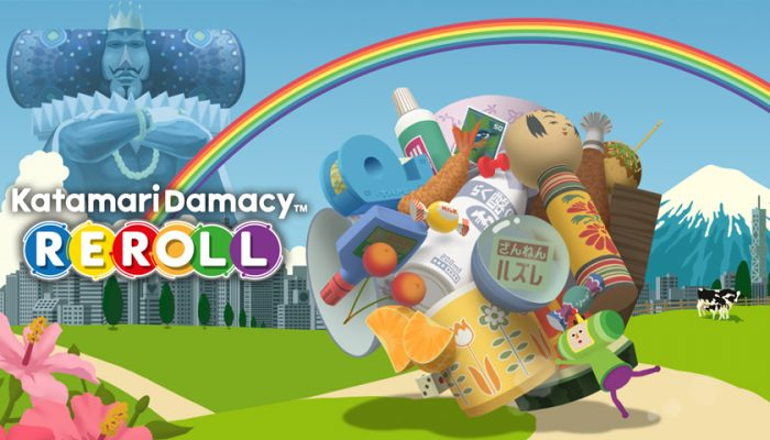NoA: 'Katamari Damacy Reroll is ready to roll. Also, try before you buy with a demo!'