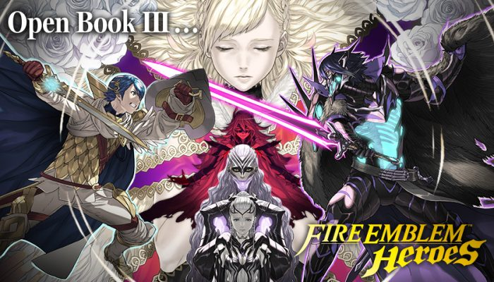 NoA: 'Fire Emblem Heroes version 3.0.0 is now available'