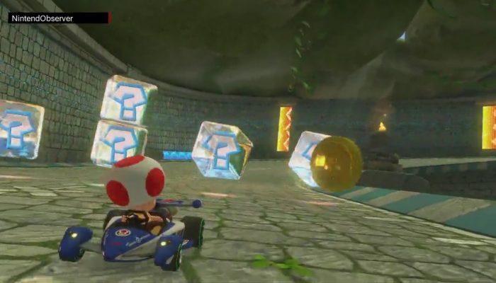Mario Kart 8 Deluxe, Depuis la dernière place.