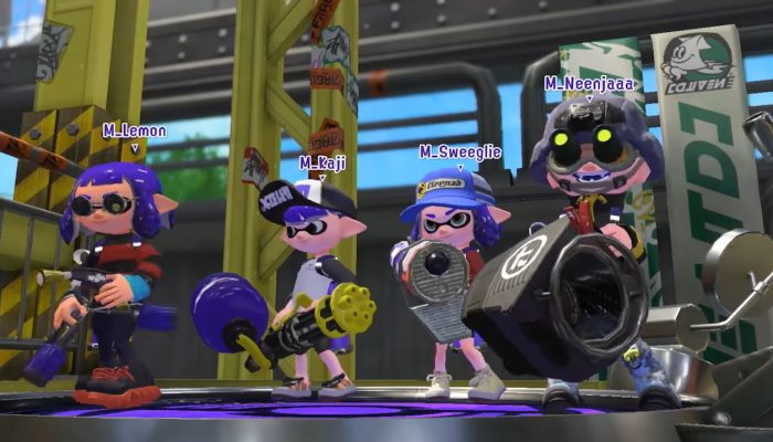 NoE: 'Team Mako set to represent the UK at the Splatoon 2 European Championship 2018-2019 Grand Final in Paris!'