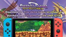 Freedom Planet Gets A Demo On The Nintendo Switch Eshop Nintendobserver