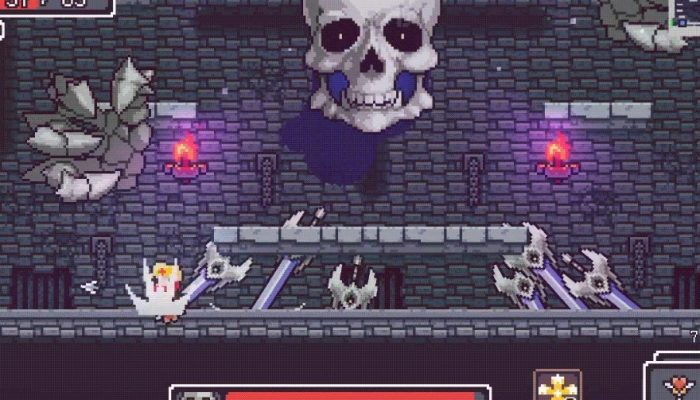 Dungreed coming to Nintendo Switch