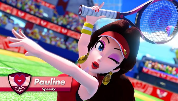 Mario Tennis Aces – Characters Announcement