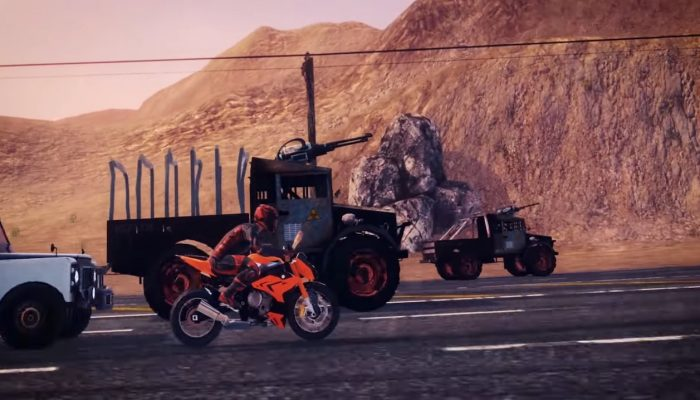 Road Redemption – Launch Trailer