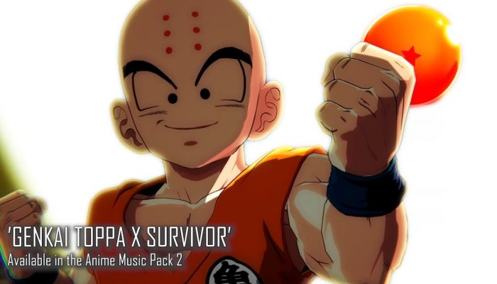 Dragon Ball FighterZ – Anime Song Pack 2