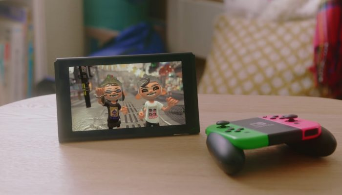 Nintendo Switch – Third Japanese Winter 2018-2019 Commercial