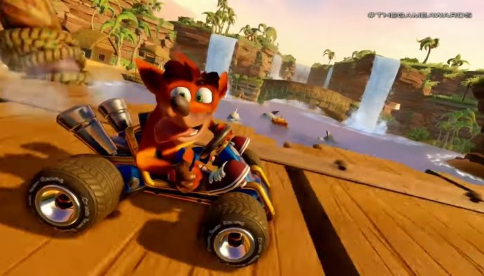 Crash Team Racing Nitro-Fueled launches June 21, 2019 on Nintendo Switch