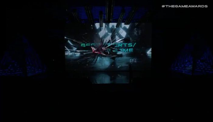 Mortal Kombat 11's reveal at The Game Awards 2018