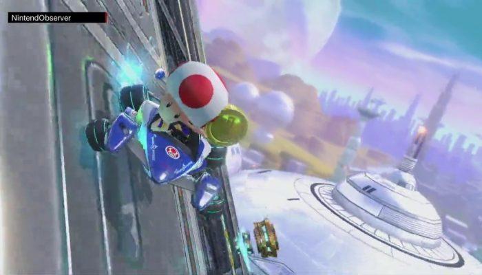 Mario Kart 8 Deluxe, À un tout autre niveau.