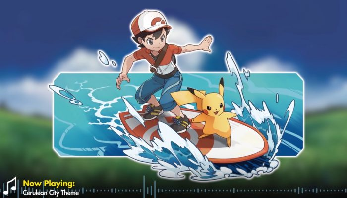 Pokémon Let's Go – Turn Up the Volume with Pikachu and Eevee!