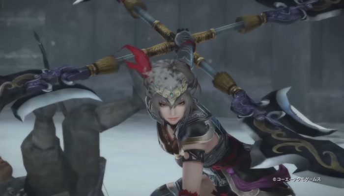 Dynasty Warriors 8: Xtreme Legends Complete Edition – Japanese Nintendo Switch Trailer