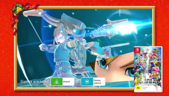 Nintendo Australia – Christmas Showcase 2018 Switch Favourites