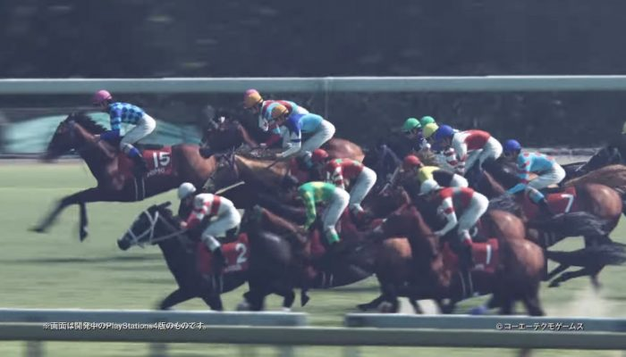 Winning Post 9 – Japanese Teaser Trailer