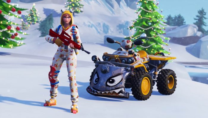 Fortnite – Season 7 Battle Pass Trailer