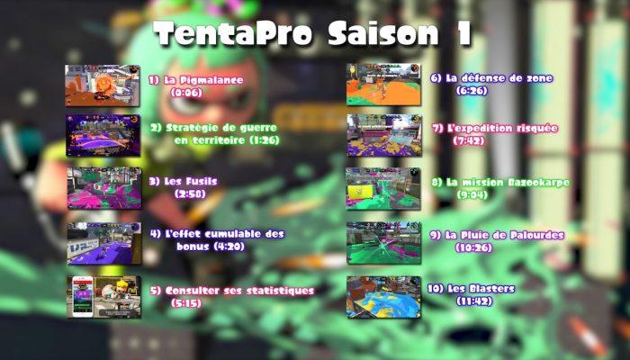 Splatoon 2 – TentaPro Saison 1