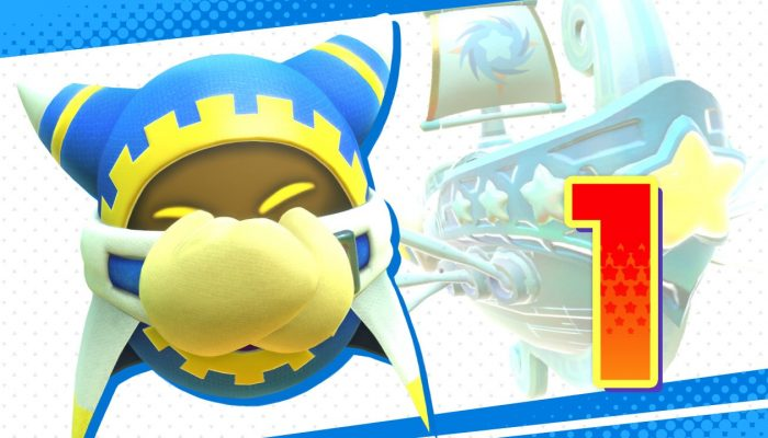Kirby Star Allies's free DLC Wave 3 got its own launch countdown