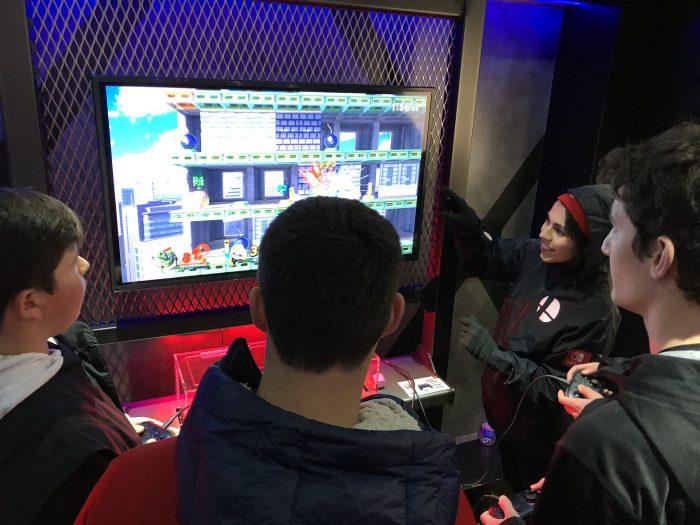 Super Smash Bros Ultimate Tailgate Tour