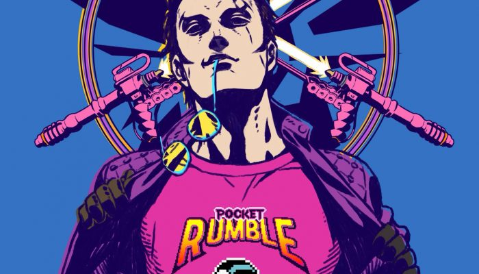Pocket Rumble also partners with Travis Strikes Again No More Heroes