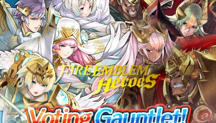 Nifl vs. Múspell Voting Gauntlet in Fire Emblem Heroes