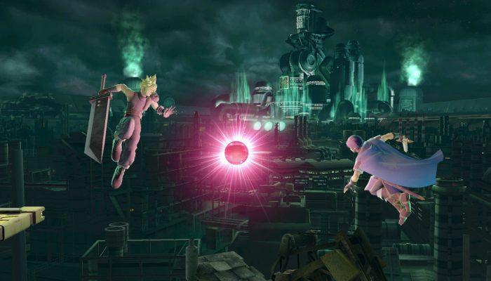 A look at Midgar in Super Smash Bros. Ultimate