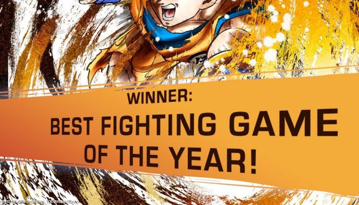 Dragon Ball FighterZ wins Best Fighting Game award at The Game Awards 2018