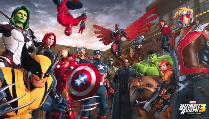 NoA: 'Nintendo and Marvel Unite for Nintendo Switch Exclusive'