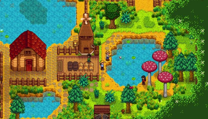 ConcernedApe: 'Stardew Valley 1.3 (Multiplayer Update) is coming to Nintendo Switch this week'