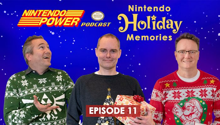 NoA: 'Nintendo Power Podcast episode 11 available now!'