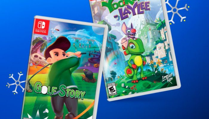 Best Buy partners with Limited Run Games to bring Golf Story and Yooka-Laylee to retail