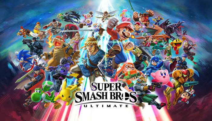 NoA: 'Ready to fight! Super Smash Bros. Ultimate is now available'
