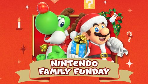 Nintendo Family Funday