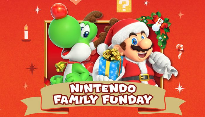 NoA: 'Nintendo Family Funday Demo Event at Best Buy on 12/15'