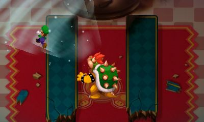 Mario & Luigi Bowser's Inside Story Bowser Jr's Journey
