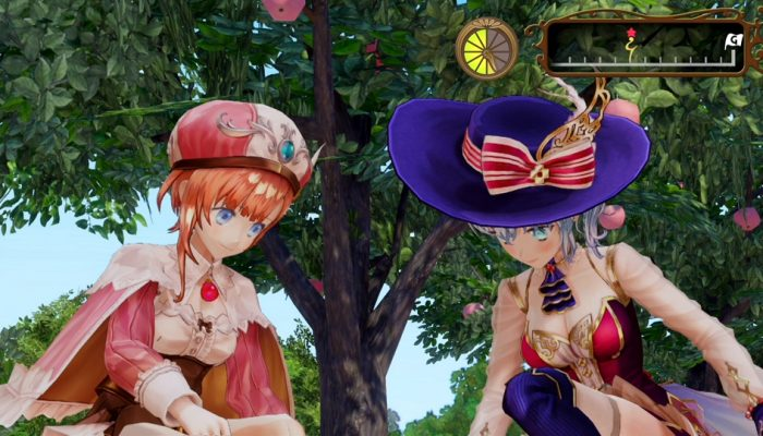 Nelke & the Legendary Alchemists: Ateliers of the New World – Japanese Character Relations Screenshots