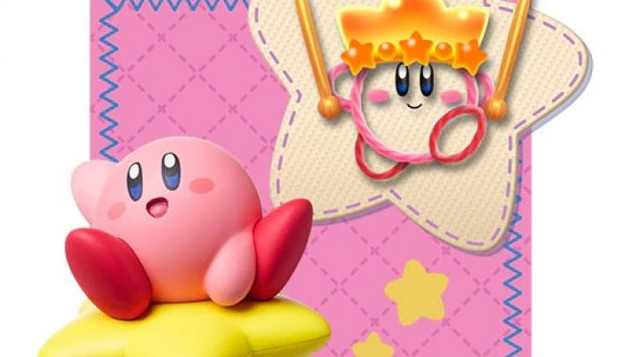Kirby's Extra Epic Yarn – Japanese Gameplay and amiibo Screenshots