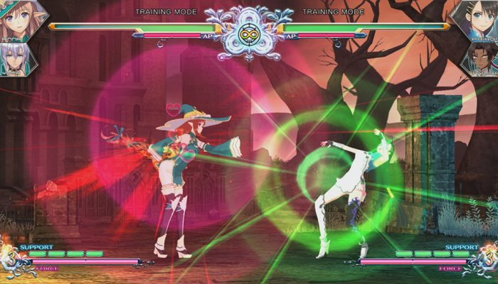Blade Arcus Rebellion from Shining – Japanese Gameplay Screenshots