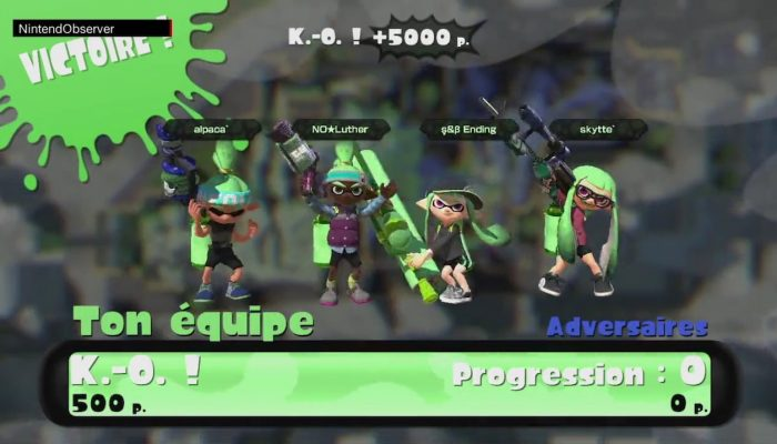 Splatoon, Empire State of Ink Episode 1: Practice