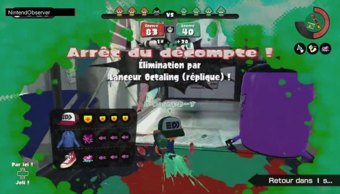 Splatoon, Empire State of Ink Episode 2: Defense