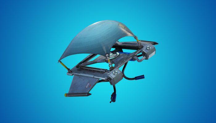 Fortnite: 'Itemized Glider Redeploy'