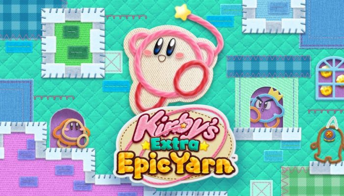 NoE: 'Yoshi's Crafted World for Nintendo Switch and Kirby's Epic Yarn for Nintendo 3DS family systems both launch in March 2019'
