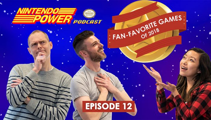 NoA: 'Nintendo Power Podcast episode 12 available now!'