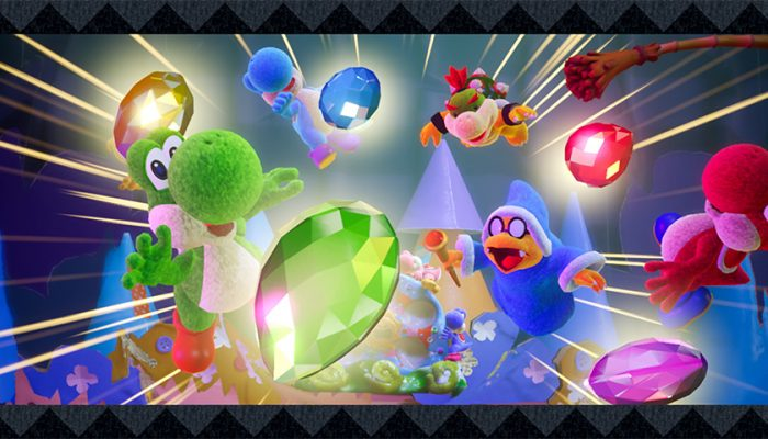 NoA: 'New handcrafted Yoshi and Kirby games launching in March'