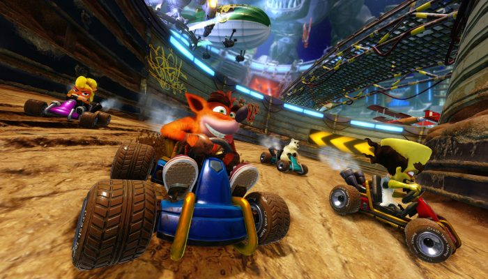 Activision: 'Thomas Wilson details five months out from Crash Team Racing Nitro-Fueled's release'